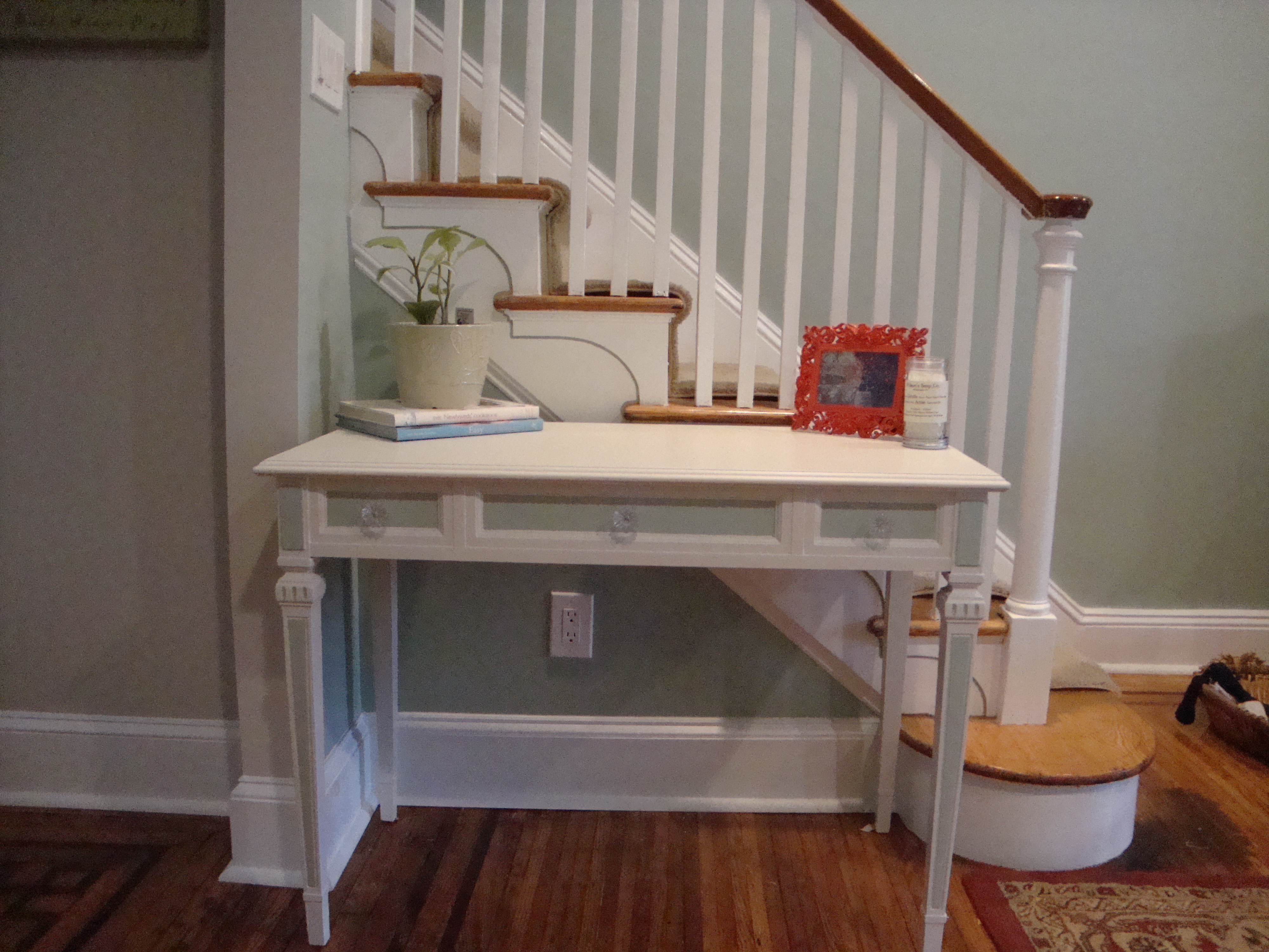 Shabby Chic Desk The Staging Chick