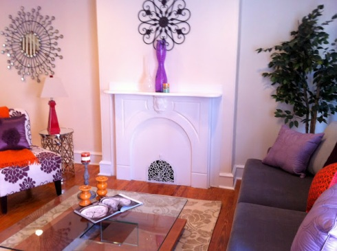fishtown home staging | The Staging Chick
